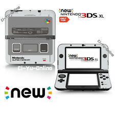 [new 3DS XL] Super Famicom VINYL SKIN STICKER DECAL COVER