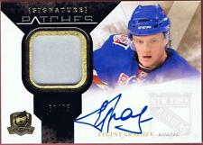 2010-11 THE CUP SIGNATURE PATCHES EVGENY GRACHEV #SP-EG 60/75 AUTO 10-11