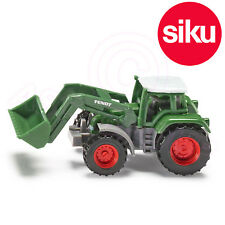 Siku 1039 Fendt Tractor with Front loader Green + Grey Detailed Scale Model Toy