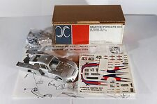 AMR X, 1:43, KIT, PORSCHE 935 MOBY DICK, #43, MARTINI, LE MANS-SILVERSTONE 1978