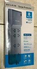 Belkin Surge Protector 8 Outlet with 12 feet cord