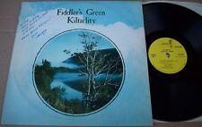 KILTARLITY Fiddler's Green CANADA Irish Celtic Folk SIGNED LP 1976