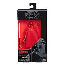 "Star Wars Black Series Imperial Royal Guard 6"" inch Hasbro Emperor's"