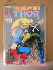 CAPITAN AMERICA & THOR n°10 1995 Marvel Italia  [G696]