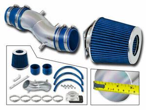 Short Ram Air Intake Kit + BLUE Filter for 93-97 Altima / 91-99 Sentra 200SX