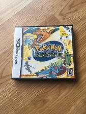 Pokemon Ranger Nintendo DS NDS Cib Game  NG3