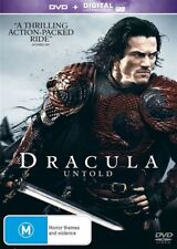 Dracula Untold (DVD, 2015) // New Sealed Ultraviolet May Have Expired