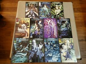 Darkminds Vol 1-4 Complete sets, Series collection with variant covers Image