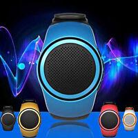 Portable Super Bass Wireless Bluetooth Mini Speaker Wristband Bluetooth Speaker