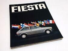 1978 Ford Fiesta Brochure USA