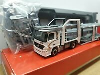 Actros  < Staub Rent  > EUROLOHR 200- 66578 Schiffweiler -Autotransporter 158428