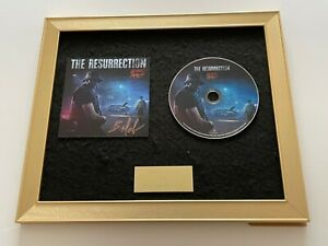 SIGNED/AUTOGRAPHED BUGZY MALONE - THE RESURRECTION FRAMED CD PRESENTATION