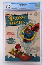 Action Comics #102 - CGC 7.5 VF- DC 1946 - Superman - Mr. Mxyztplk Cover/Story!