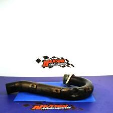 2004 Yamaha Wr450f Exhaust Pipe Chamber Header