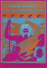 MINT Moby Grape 1967 FD 49 NEPTUNE'S NOTION Family Dog Avalon Poster
