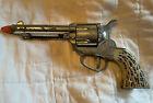 Vintage RARE Mattel Shootin Shell Fanner Single Action Cap Gun
