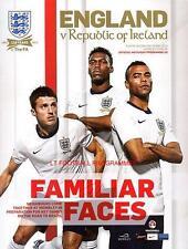 * ENGLAND v REPUBLIC OF IRELAND 2013 - INTERNATIONAL FRIENDLY *