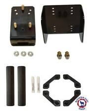Oversize Spare Tire Relocation Mounting Bracket Package | Jeep® JK Wrangler