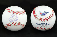 Ervin Santana SIGNED ROMLB Baseball Los Angeles Angels PSA/DNA AUTOGRAPHED