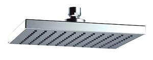 Pura KI082 Design 200 x 150mm shower head in Chrome RRP £ 46.00 Save 20%