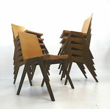 Stack Chair egli 50/60er anni industriale/sedie./Loft Design