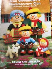 Hobbies & Crafts DK/Double Knit Dolls/Toys Patterns