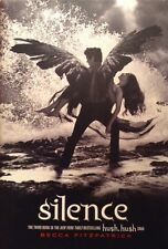 Silence 3 Becca Fitzpatrick Hardcover Book Fallen Angel Forbidden Love NEW 💌
