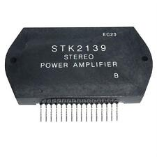 Hybrid-IC STK2139 ; Power Audio Amp