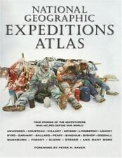 National Geographic Expeditions Atlas-ExLibrary