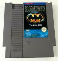 Jeu Nintendo NES en loose  Batman The Video Game NES-B4-FRA (FAH-1)  Envoi suivi
