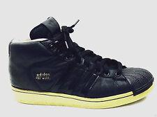 Adidas Vintage Men's Pro Model Black Trainer G12540  USA 9.5 UK 9