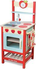 LE TOY VAN Applewood Kitchen - Wooden Pretend Kitchen Playset