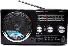 Panasonic Rf-800u Am FM SW Shortwave USB Portable Radio