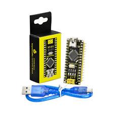 Keyes Nano CH340 ATmega328 Micro Controller Board Module + USB Cable for Arduino