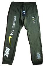 Mens Nike Tracksuit Bottoms Size Medium Bnwt