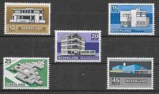 NETHERLANDS SET SG 1085-9 CULTURAL HEALTH & WELFARE FUND 1969 M/MINT.