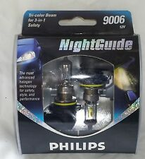 New Philips Nightguide Night Guide 9006 NGS2  12V  2 PACK