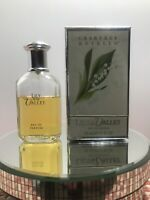 Crabtree & Evelyn PARFUM LILY OF THE VALLEY 1.7 oz  PERFUME 65% Full MUGUET Rare