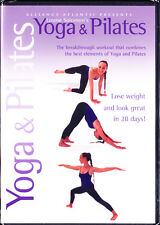 Louise Solomons Yoga & Pilates  (DVD, 2004) New