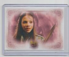 Buffy Women of Sunnydale Trading Card #52 Michelle Trachtenberg as Dawn