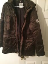 MONCLER MEN JACKET PARKA BASTIEN COAT size 52 XL DOWN PUFFER $1650 AUTHENTIC