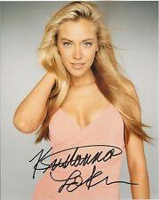 Kristanna Loken TX Terminator 3 Autograph Signed 8x10 Photo #20a