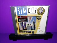 Sim City Classic Graphics PC CD ROM Windows 3.1/95 Deluxe B455