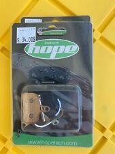 Semi Metal disc brake pad for Hope Mono Mini callipers Mountain Bike 4 pairs