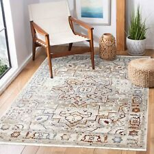 Ossett Colourful Distressed Medallion Transitional Rug - 4 Sizes **FREE DELIVERY