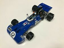EXOTO 1:18 1971 Tyrrell Ford Type 003 F1 GP of Canada Francois Cevert