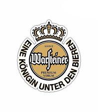 Warsteiner Beer Sticker Vinyl Decal 2-588