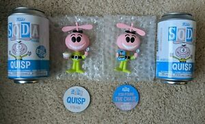 Funko - Ad Icon - Quisp Regular & Chase Soda LE 8400 & LE 1600