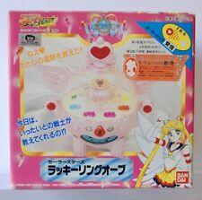 Sailor Moon Stars Message Lucky Ring Orb Bandai Japan 1996 original rpg toy NEW