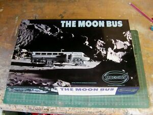 MOEBIUS model KITS the Moon Bus Plastic model kit new in the box
